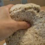 ダイエットにもおすすめ!玄米ご飯入り全粒粉パンを焼いてみたよ