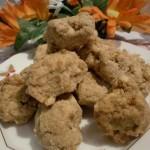 全粒粉でダイエットクッキー作ってみました☆