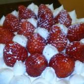 糖質制限解除! 4年ぶりに1ホールケーキ(祝)!!